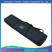 Side Open Black Nylon Paddy Bag for Wide Teardrop Roll Up Banner
