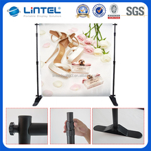 adjustable frame stand fabric tension backdrop display (LT-21)