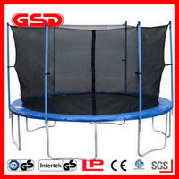Big trampoline outdoor fitness exercise from GSD