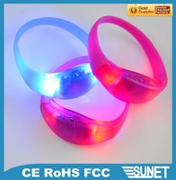 SUNJET Made in China for sale wholesale 2016 new product led bracelet