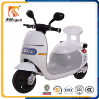 Pingxiang children car manufacturer kids mini three wheel electric motorcycle for kids