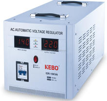 AVR 10000VA Servo Motor Type AC Automatic Voltage Stabilizer