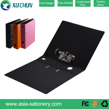 China supplier eco-friendly file folder a4 PP covered level arch file 2 inches stationery level arch file
