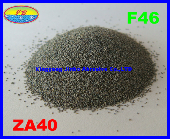 ISO certifciated Zirconia Alumina for Abrasvie media and refractory raw material