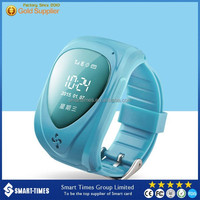 [Smart Times] 2015 Hot Sale High Accurate/Two-way Communication/SOS Function GPS Tracker Kid Smart Bluetooth Watch Phone