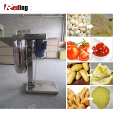 Garlic vegetable pasting mashing machine/potato, carrot mashed machine