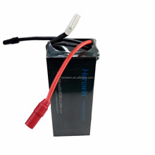 High discharge rate bateria flexible lipo 16000mah 14.8v 20C graphene battery