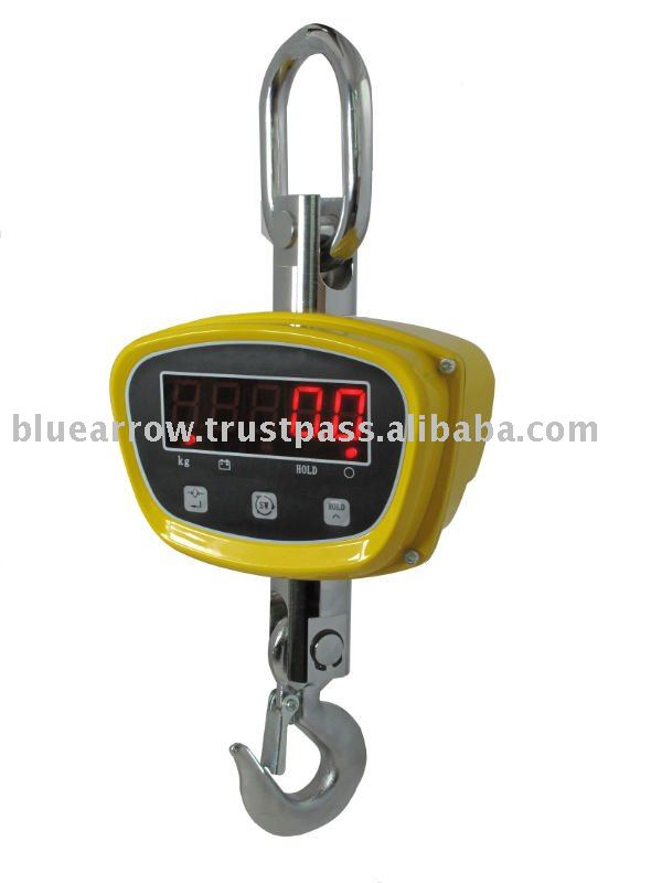 Electronic crane scale 1000lbs , 2,000lbs, 5,000lbs, waterproof