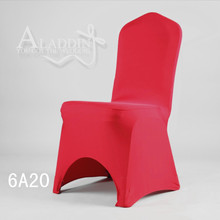 New spandex chair cover Low price high quality spandex lycra chair cover plain style chair cover for sale