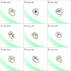 Starland xingyu Fine and noble Hot Sell Silver Ring Jewelry