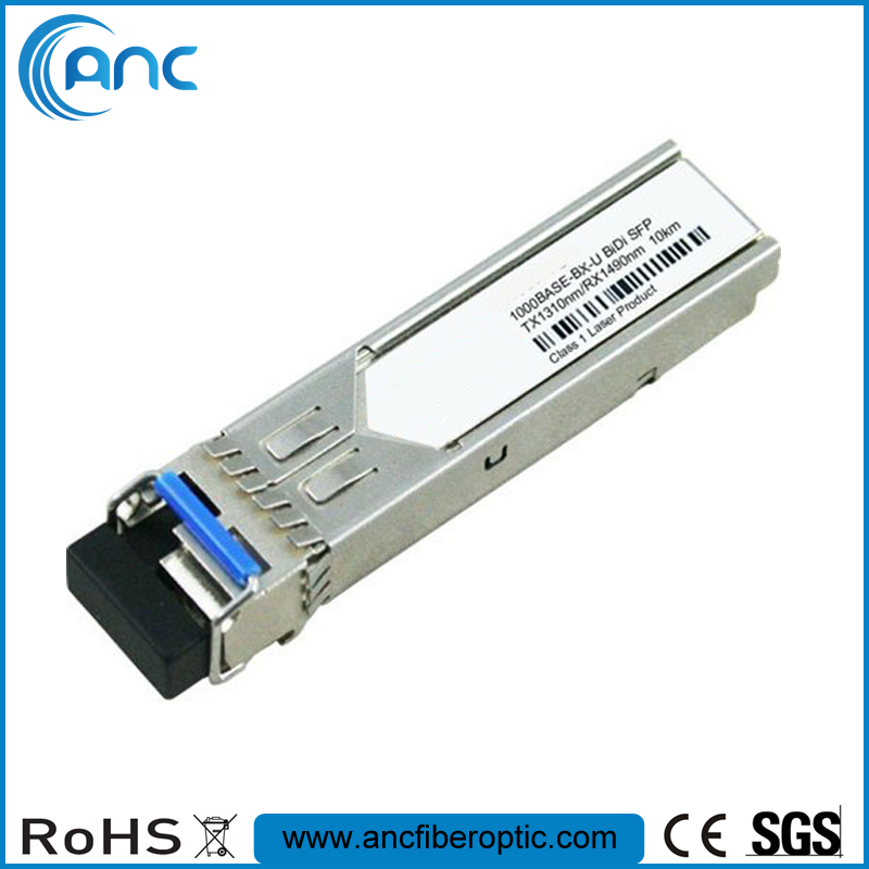 155Mbps/1.25Gbps 20km 1550nm FP 1310nm pin sfp optical transceiver