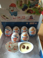 magic kinder surprise egg