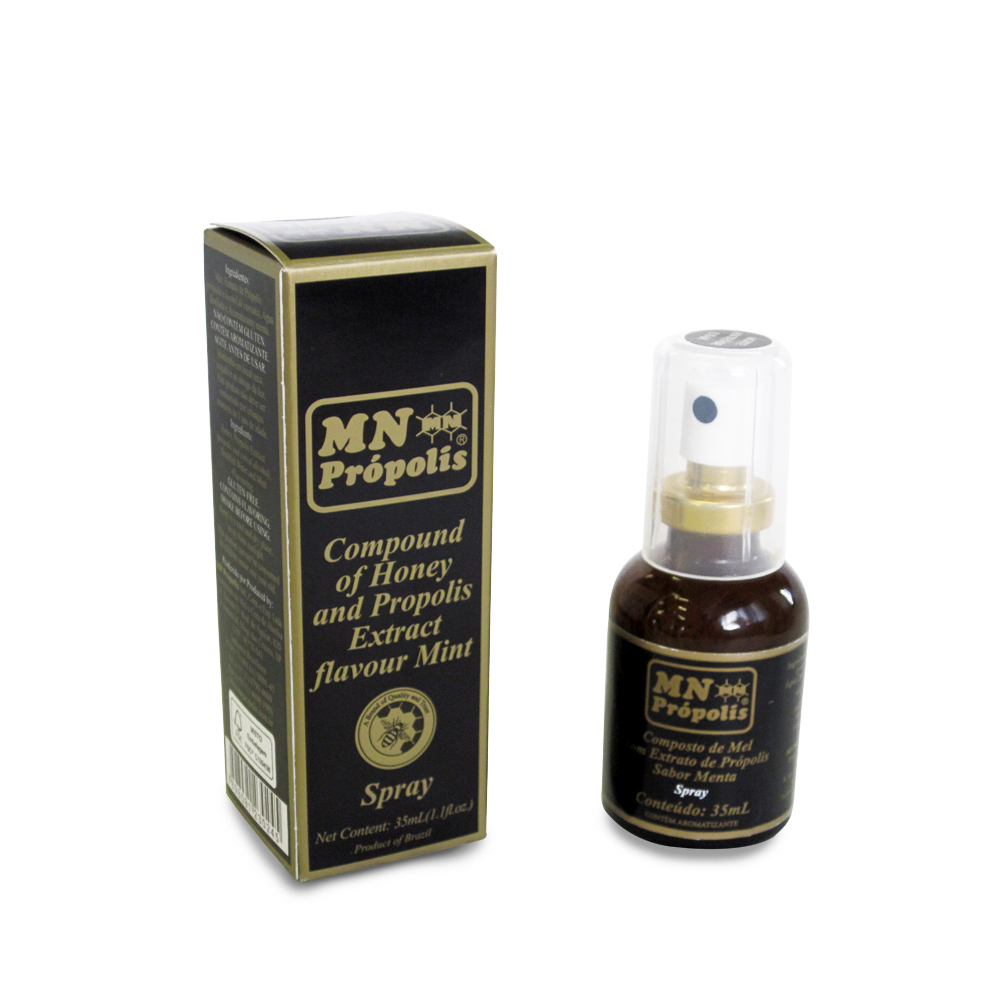 "Compound of Honey with Propolis extract Spray ""S"" 35ml"