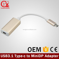 Reversible Usb3.1 to vga adapter/mini displayport adapter to vga , dp to vga adapter cable