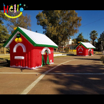 inflatable christmas house inflatable christmas santa house christmas house inflatable