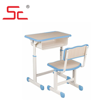 Adjustable study table in children tables for student