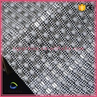 Hotsale Fashion hot fix crystal rhinestone net