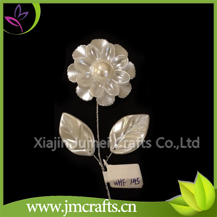 High quality acrylic crystal flower single stem acrylic flower with CE certificate