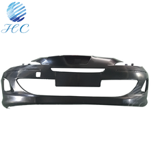 Beautiful and cheap front bumper for peugeot 408 black