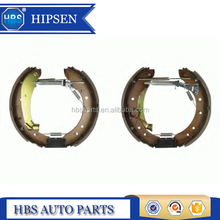 Drum Brake Shoes Assembly OEM CITROEN/FIAT: 4241.2Y / 42412Y PEUGEOT: 4241.3V / 42413V