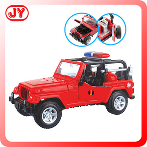 2015 hot sale die cast jeep with EN71