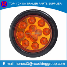 Factory direct sales Durable ABS+PVC trailer led tail lights china