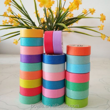 China tape factory wholesale high quality cheap price washi paper masking tape