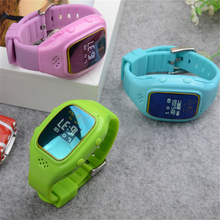 wholesale Kids GPS Tracker senior cell phone anti-lost smart baby watch