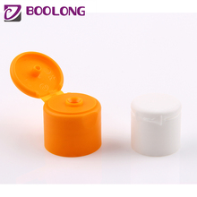 Plastic bottle screw lid caps plastic containers flip top cap