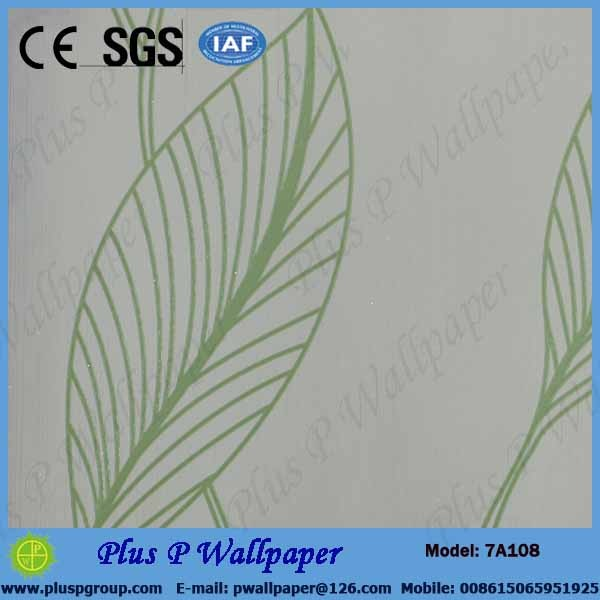 Natural blank wallpaper for print for house walls decoration
