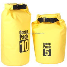 Waterproof Dry Bag with Shoulder Strap for Kayaking, Beach, Rafting, Boating, Hiking, Camping, Snowboarding