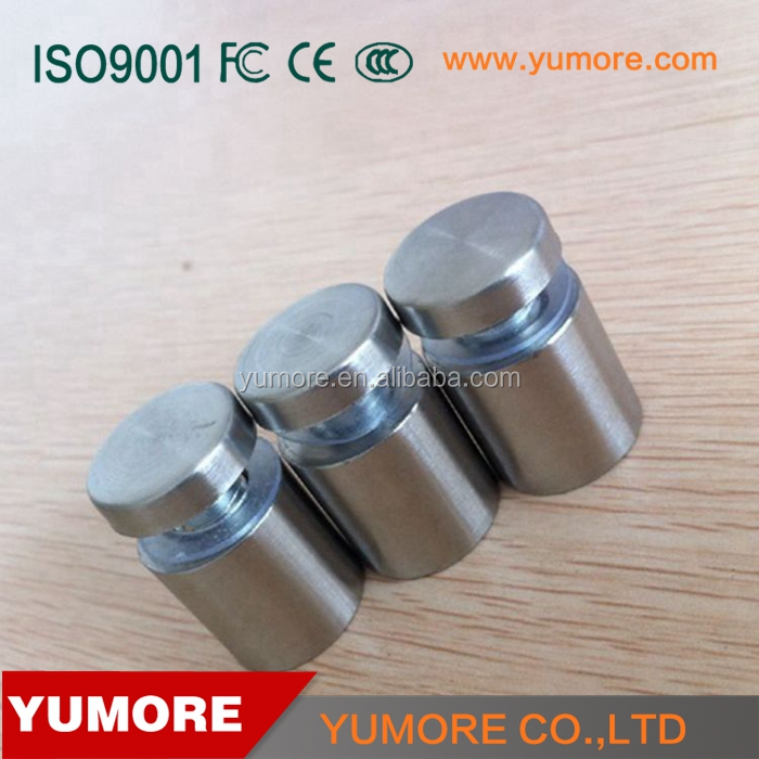 China market new products decorative glass wall mirror fasteners