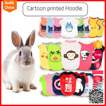 Wholesale custom knit pet clothes for rabbits