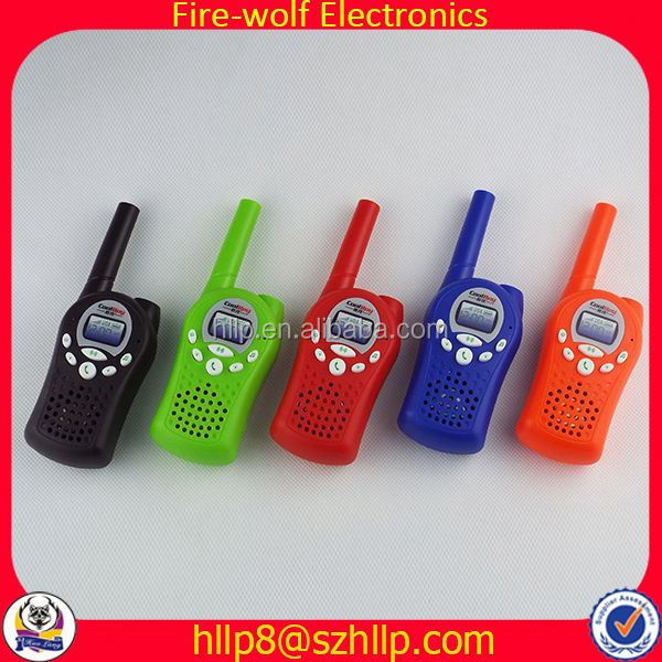 Charming custom design brand new walky talky for promotion gift