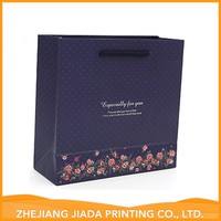 Accept Custom Best Price Superior Quality Cheap Luxury Paper Shopping Bag