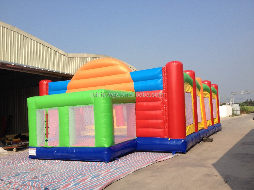 inflatable football pitch for adult and kids