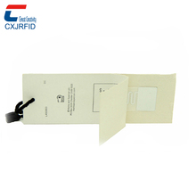 Alien H3 9662 uhf clothing rfid label tag for cloths tracking