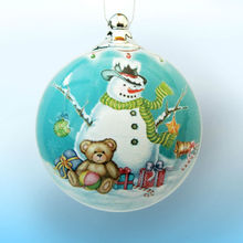 2013 New Design laser cut christmas decorations