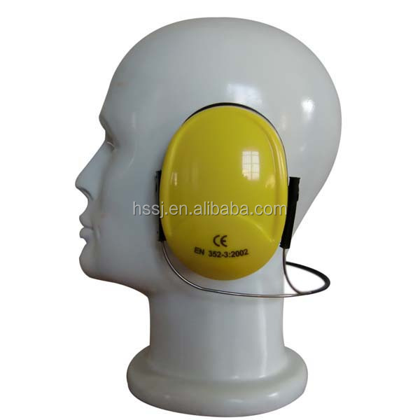 neck band hearing protection economic ear muffs for sale