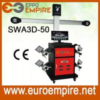 Top SWA3D-50 Wheel aligner & lift & wheel balancer for auto repair machines