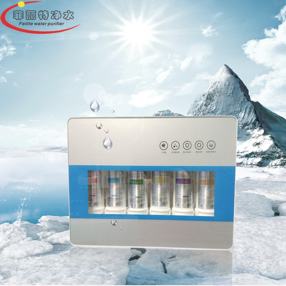 CE,RoHS Certification alkaline mineral energy drinking water ionized water purifier with UF membrane filter