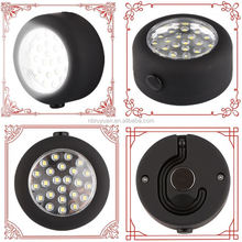 118094 Crazy selling 4aa Battery Operated Magnetic COB led Work Light lamp