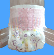 cola training pants magic tape disposable baby diapers manufacturer