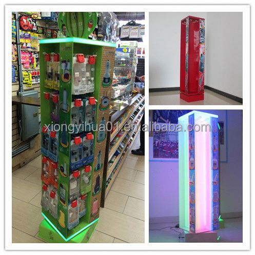 magnetic display stand