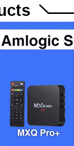 Enybox EM95X Streaming Media Player Internet Android TV Box 2gb Ram 16gb Rom TV Box Android 6.0