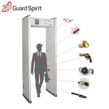 Full Body Scanner Arch Metal Detector.Metal Detector Security Gate.Metal Detector Security Door