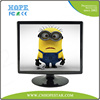 Square screen 17 inch tft lcd desktop/wall mounted computer monitor with VGA input
