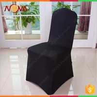 hotsale lycra cheap used 100% polyester spandex stretch fancy hotel banquet event party chair cover for wedding