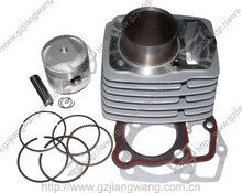 Motorcycle engine parts cylinder cylinder kit(WY6-125,56.5mm)