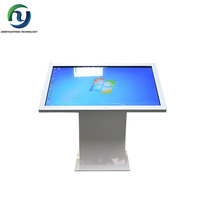 42 inch Free standing informaiton Touch Screen kiosk